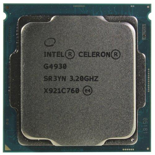 Купить Процессор Intel Celeron G4930 OEM