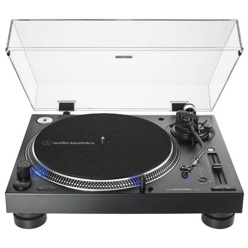 Виниловый проигрыватель Audio-Technica AT-LP140XP черный виниловый проигрыватель audio technica at lp120x usb black