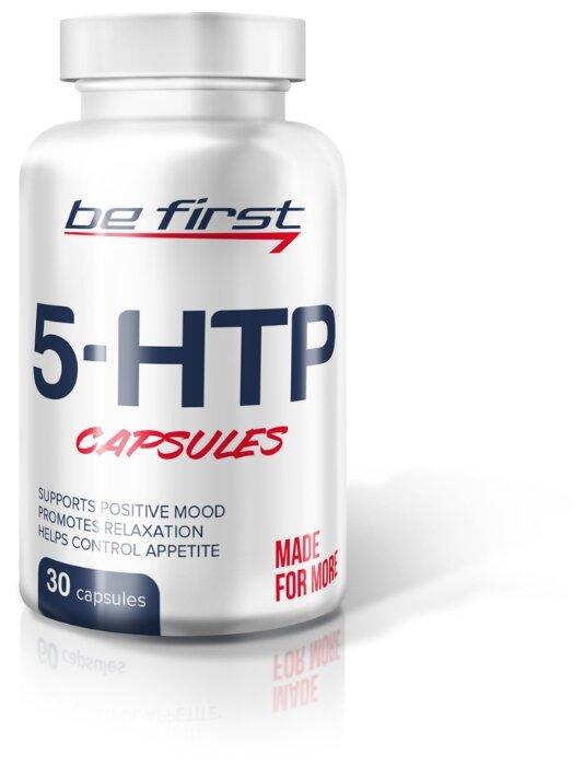 Аминокислота Be First 5-HTP Capsules (30 капсул)
