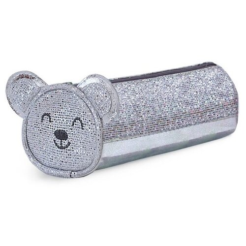 Феникс+ Пенал-косметичка Енот/Медведь (48841/43) серебряный русанов владислав серебряный медведь