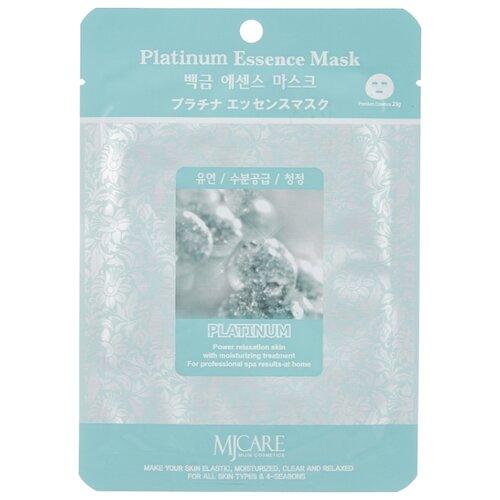 Купить MIJIN Cosmetics тканевая маска Platinum Essence, 23 г