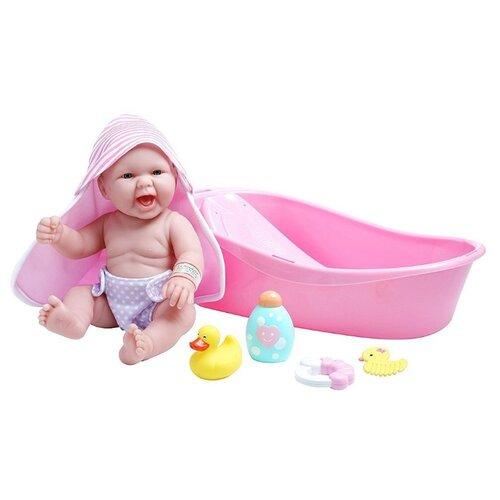 цена Кукла JC Toys BERENGUER Newborn, 33 см, JC18370 онлайн в 2017 году