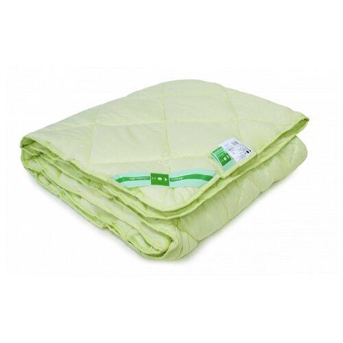 Одеяло Мягкий сон Бамбук Natura, всесезонное, 172 х 205 см (салатовый) одеяло kato одеяло лилия 172 205 см