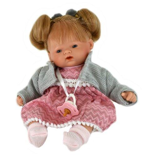 Купить Кукла Nines Artesanals d'Onil Мечтательница вид 9, 26 см., Куклы и пупсы