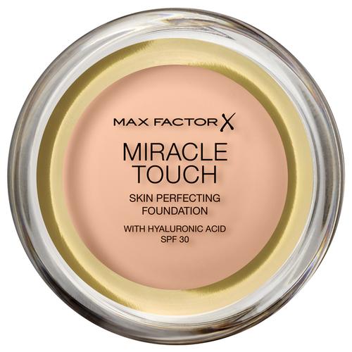 цена на Max Factor Тональный крем Miracle Touch Skin Perfecting Foundation, 11.5 г, оттенок: 35 pearl beige