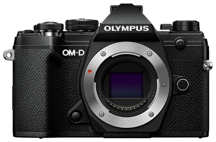 Цифровая фотокамера Olympus OM-D E-M5 mark III body Silver