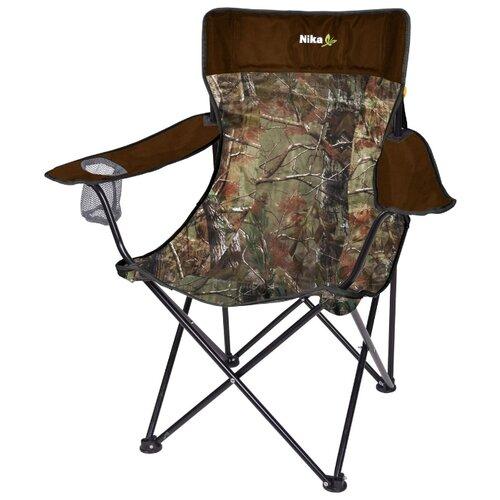 Кресло Nika Премиум 5 хант/коричневый кресло nika премиум 6 синий серый