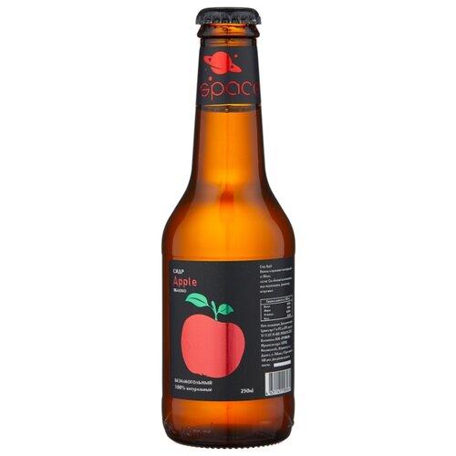 Газированный напиток Сидр Яблоко, 0.25 л val de france напиток газированный яблоко 0 75 л