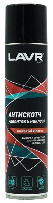Очиститель кузова Lavr антискотч удалитель наклеек, 0.4 л