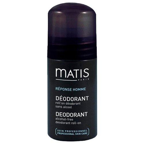 Дезодорант ролик Matis Reponse Homme, 50 мл matis дезодорант шариковый