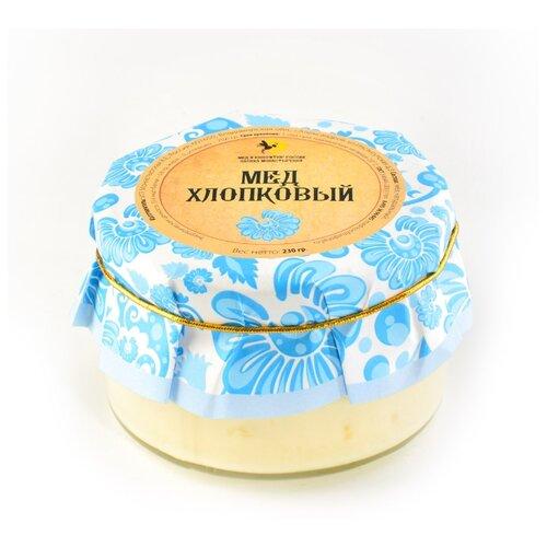 Крем-мед Мед и Конфитюр Русский стиль хлопковый 230 г ахматова а дикий мед