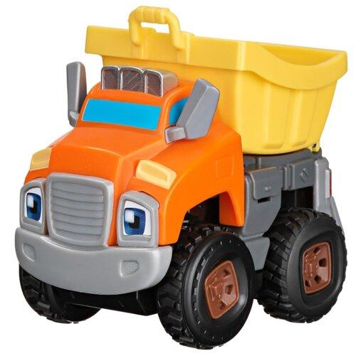Купить Грузовик Alpha Group Rev&Roll Типпер оранжевый, Машинки и техника