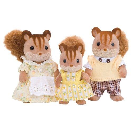 Купить Фигурки Sylvanian Families Семья Белок 5307, Игровые наборы и фигурки