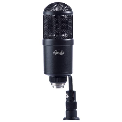 Микрофон Октава МКЛ-4000 футляр черный