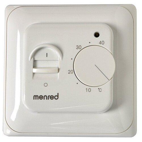 цена на Терморегулятор MENRED RTC 70.26 белый