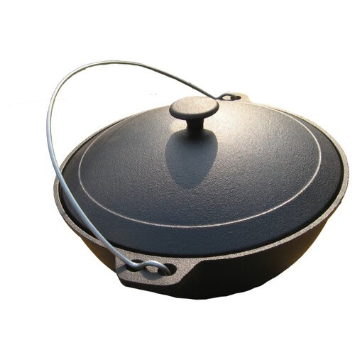 Казан Myron Cook Tradition MC0062, черный