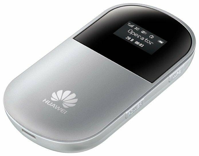 Wi-Fi роутер HUAWEI E560