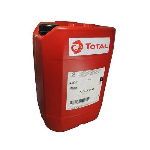 Гидравлическое масло TOTAL Azolla ZS 46 20 л 18 кг