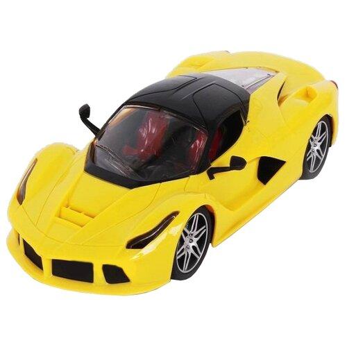 Легковой автомобиль Zhorya ZY393828 желтый автомобиль zhorya в32769 красный