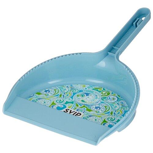 Совок SVIP Декор Пейсли голубой фото