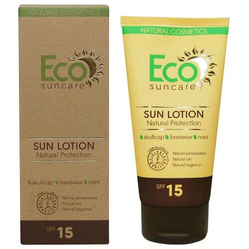 Eco Suncare Натуральное солнцезащитное молочко Natural Sun Protection Lotion SPF 15 125 мл