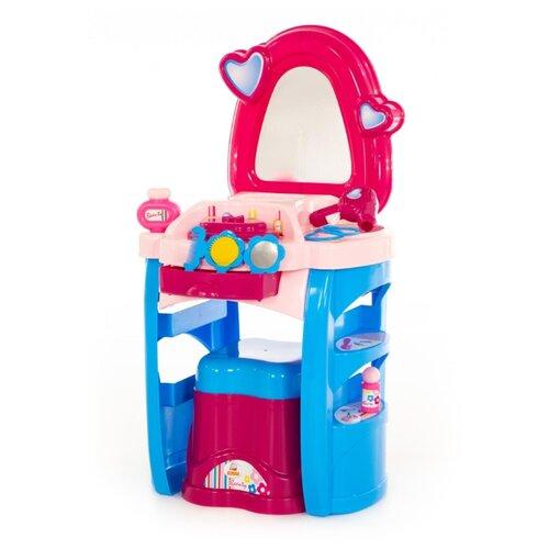 Купить Туалетный столик Полесье Диана №3 Palau Toys в пакете (44679), Играем в салон красоты