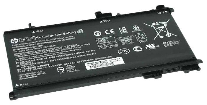 Аккумулятор HP TE03XL