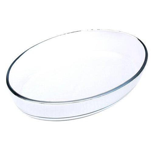 Форма для микроволновой печи стеклянная Pasabahce 59074 (35х24 см) прозрачный