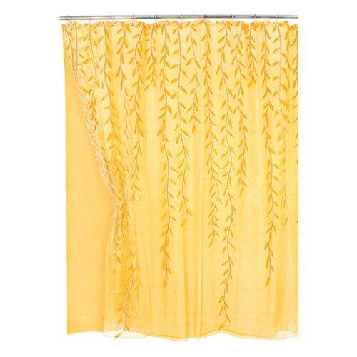 Штора для ванной Valiant Nature Golden 180х180 золото