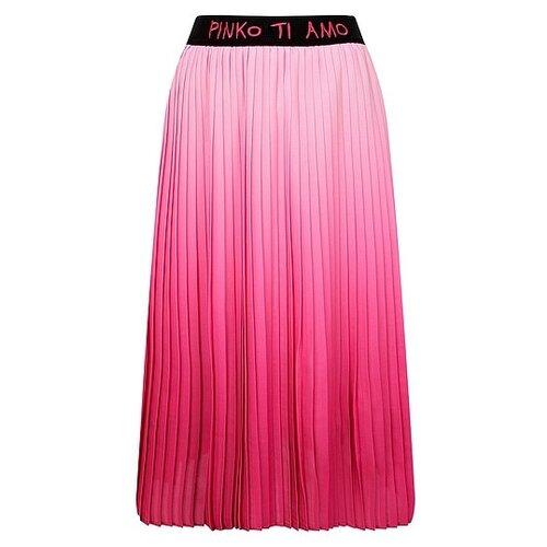 Юбка Pinko размер 134, розовый юбка pinko pinko pi754ewywx95