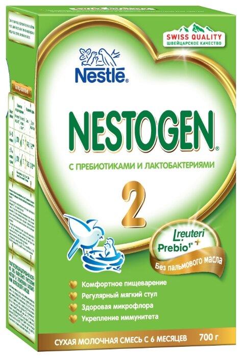 Смесь Nestogen (Nestlé) 2, с 6 месяцев