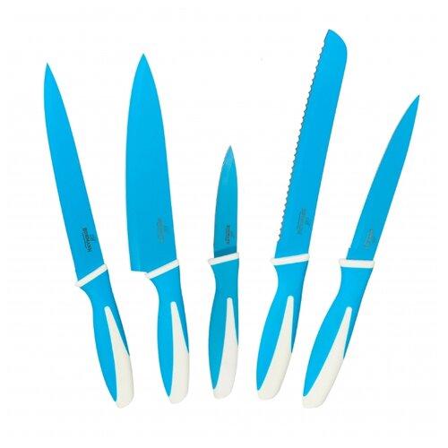 Набор Bohmann 5 ножей BH-5218 синий набор bohmann bh 7838