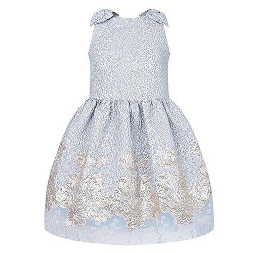 Платье David Charles размер 98, голубой