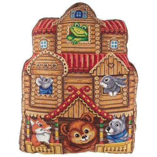 Купить PANNA Набор для вышивания Подушка. Теремок 35.5 х 44 см (ПД-1900), Наборы для вышивания