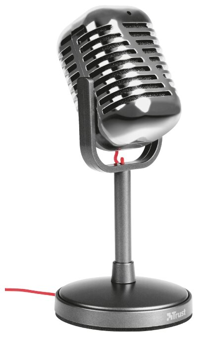 Микрофон Trust Elvii Vintage