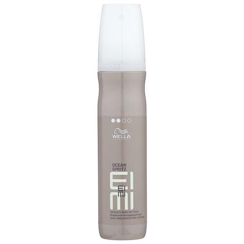 Wella Professionals Спрей для укладки волос Eimi Ocean spritz, средняя фиксация, 150 мл wella professionals спрей для укладки волос eimi body crafter средняя фиксация 150 мл