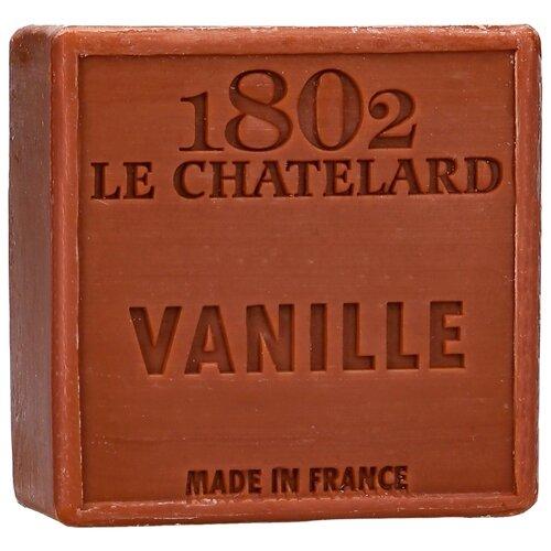 Мыло кусковое Le Chatelard 1802 Ваниль, 100 г по цене 585