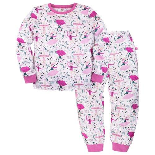 Пижама Bossa Nova размер 32, белый/розовый пижама bossa nova размер 32 зеленый