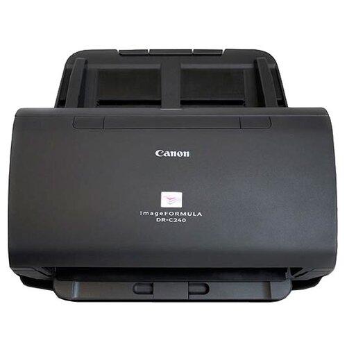 Сканер Canon imageFORMULA DR-C240 черный