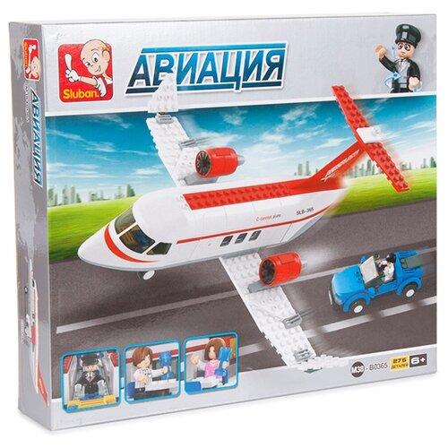 Купить Конструктор SLUBAN Авиация M38-B0365, Конструкторы