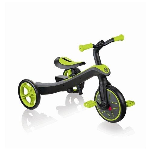 Купить Трехколесный велосипед GLOBBER Trike Explorer 2 в 1, зеленый, Трехколесные велосипеды