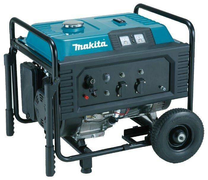 Бензиновый генератор Makita EG6050A (5500 Вт)