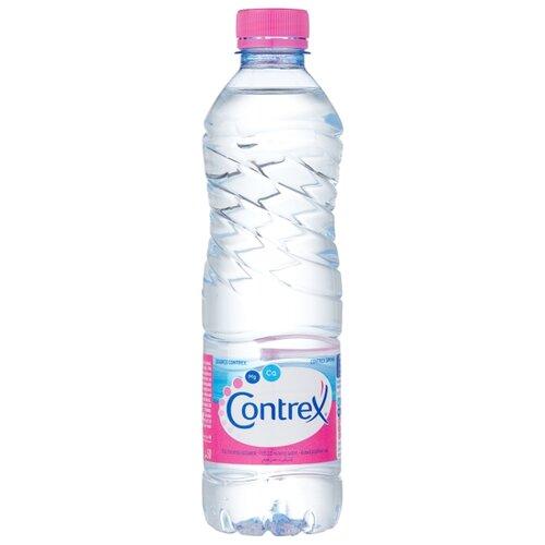 Минеральная вода Contrex негазированная, ПЭТ, 0.5 л минеральная вода от изжоги при беременности
