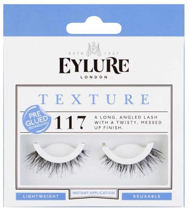 Eylure Накладные ресницы Texture №117