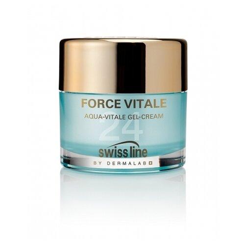Swiss Line Force Vitale Aqua Vitale Gel-cream Легкий увлажняющий гель-крем для лица, 50 мл