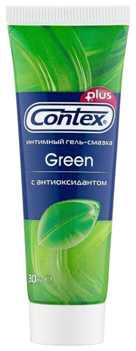 Гель-смазка Contex Green с антиоксидантом
