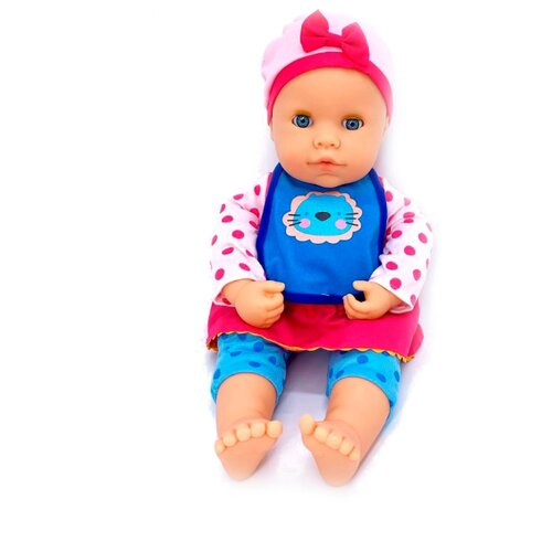 Кукла Baby peque Gloton grande, 48 см, 48010 кукла falca jenny fashion 105