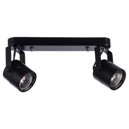 Спот Arte Lamp Lente A1310PL-2BK недорого