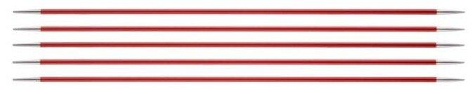 Спицы Knit Pro Zing 47033 диаметр 2.5 мм, длина 20 см