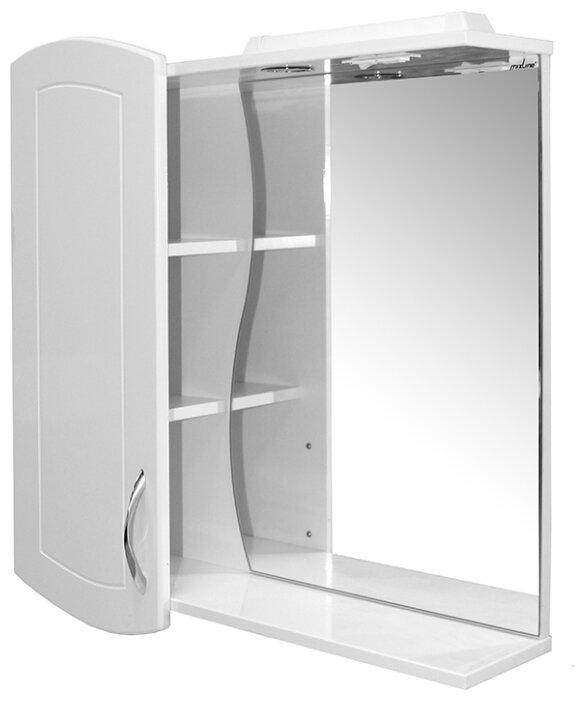 Зеркало Mixline Ассоль-75 524726 74.5x70 без рамы